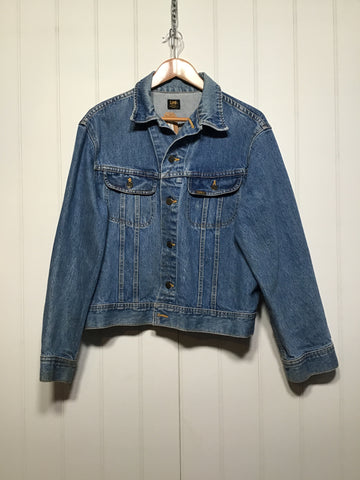 Lee Denim Jacket (Size M)