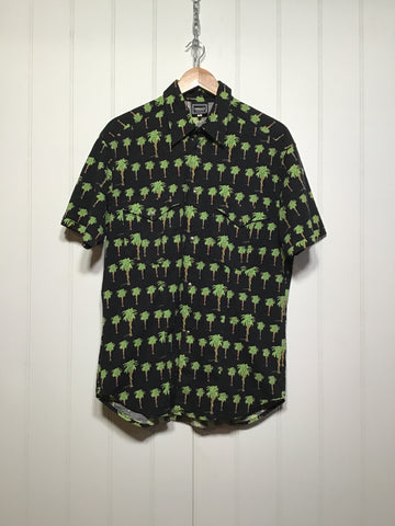 Versace Jeans Couture Palm Tree Shirt (Size L)