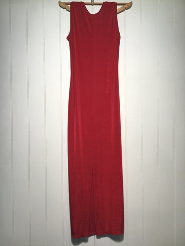 François Perrin Sleeveless Dress (Size S/M)
