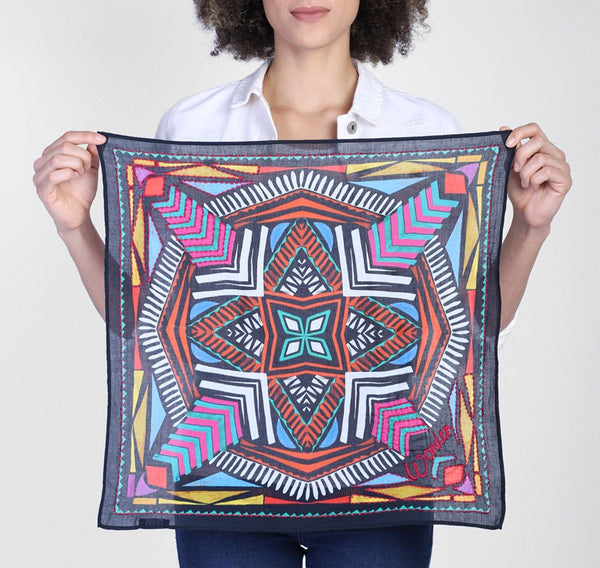 Tribal Art Bandana