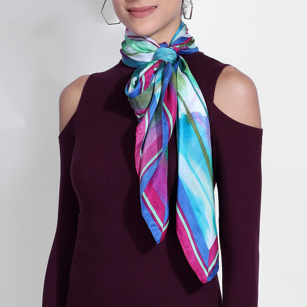 Paintbrush Scarf