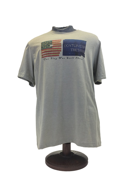 Our Flag Was Still There American Pride T-Shirt