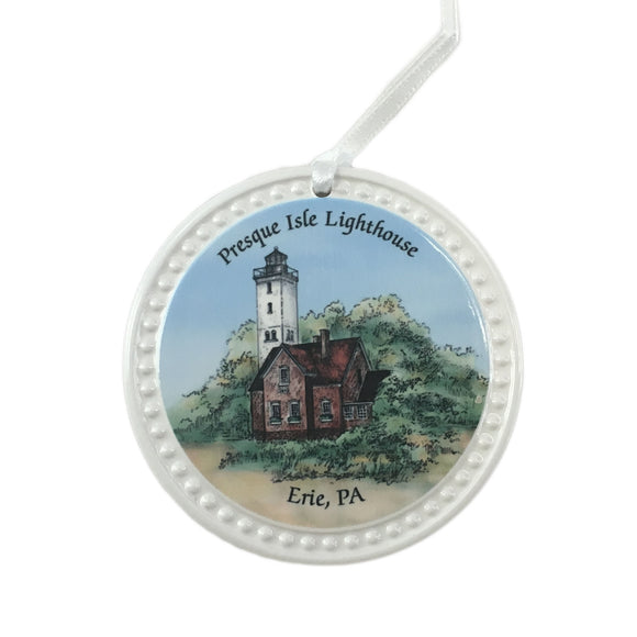 Decorative Medallion - Lighthouse