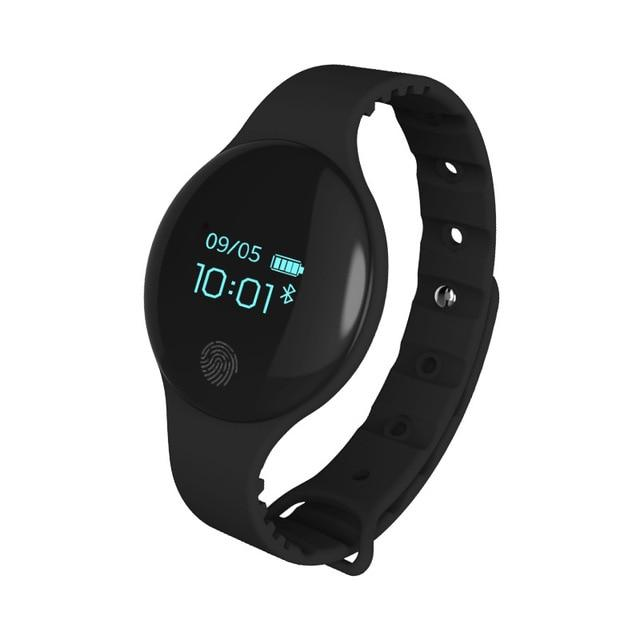 black Color Touch Screen SmatWatch Motion detection