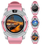 V8 Smart Watch Bluetooth Touch Screen Android Waterproof