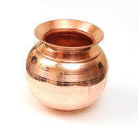 Copper Water Pot - 6.0 Litre