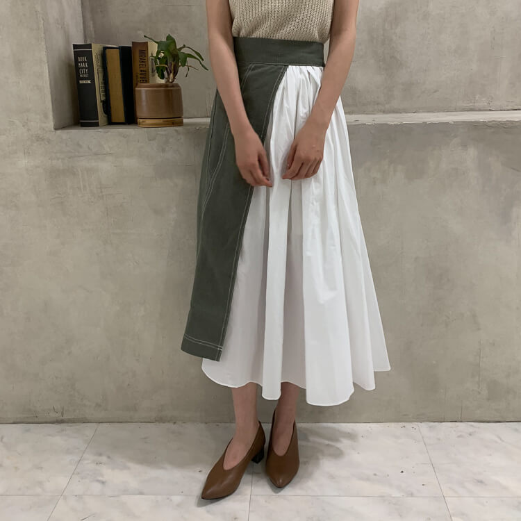 Fancy soft skirt