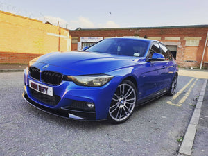 M-Sport Edition plate for a M-Sport 3 Series