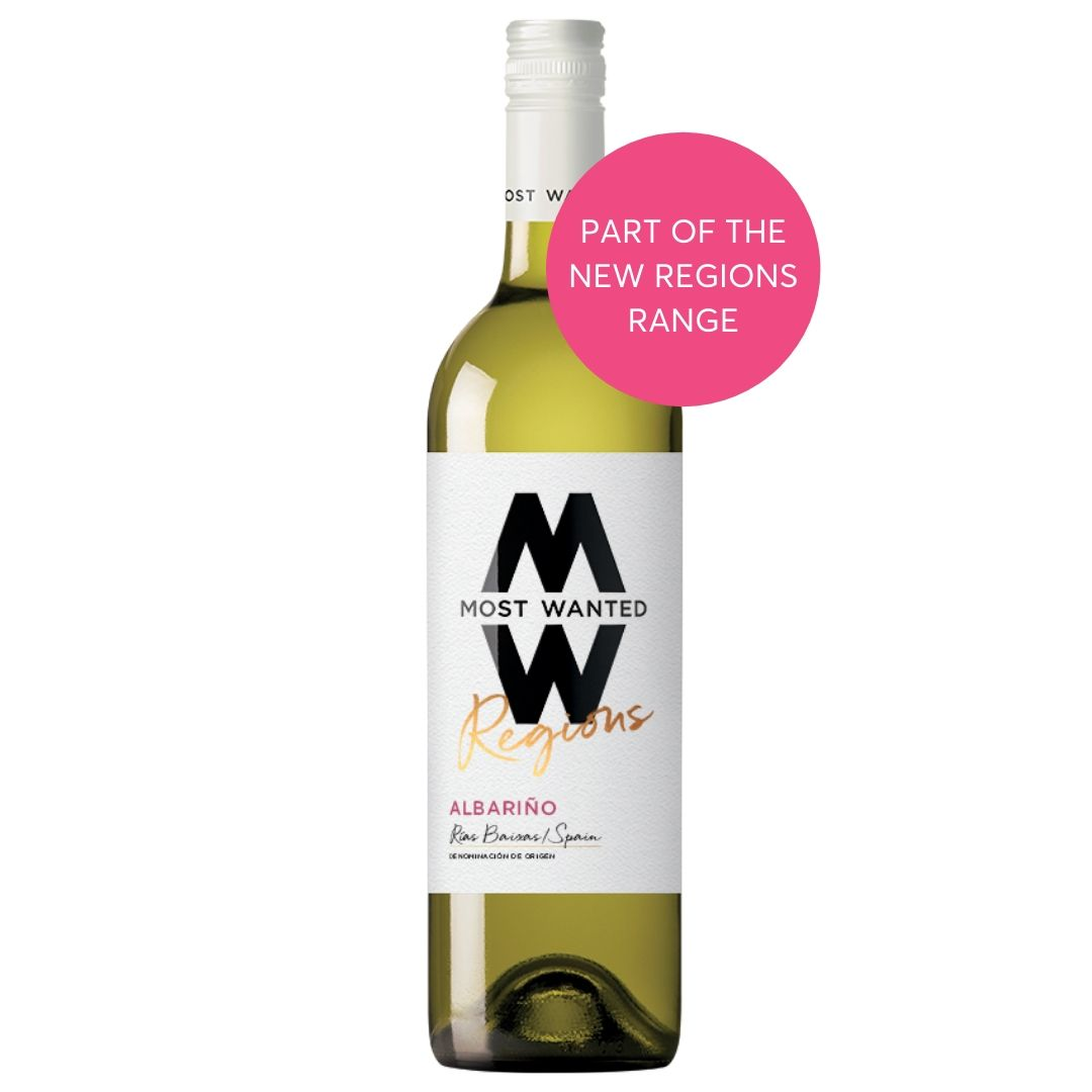 Most Wanted Regions Albariño 6x75cl