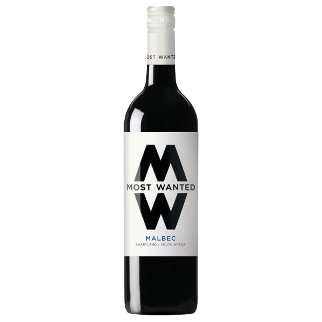 Most Wanted Malbec 6x75cl