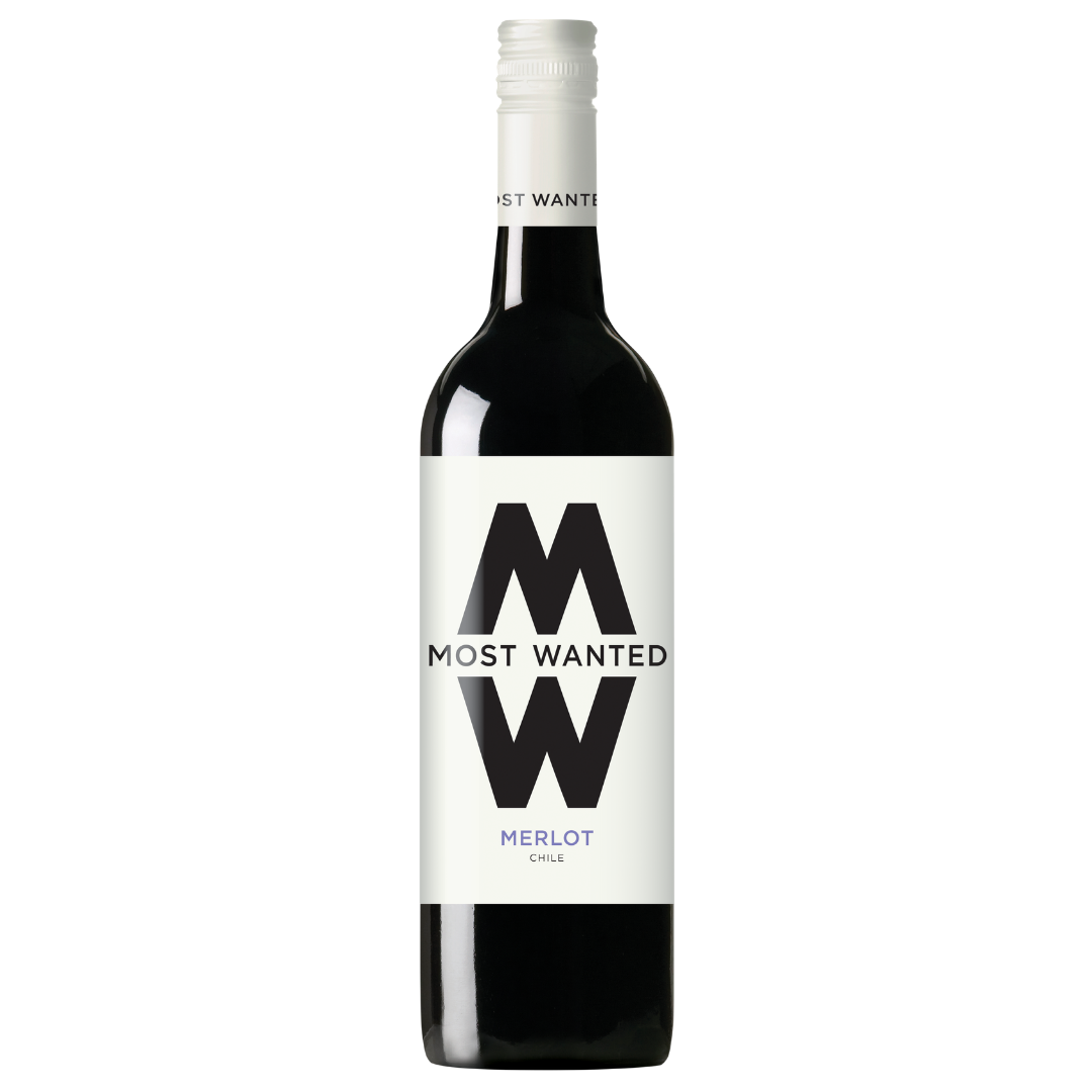 Most Wanted Merlot 6x75cl