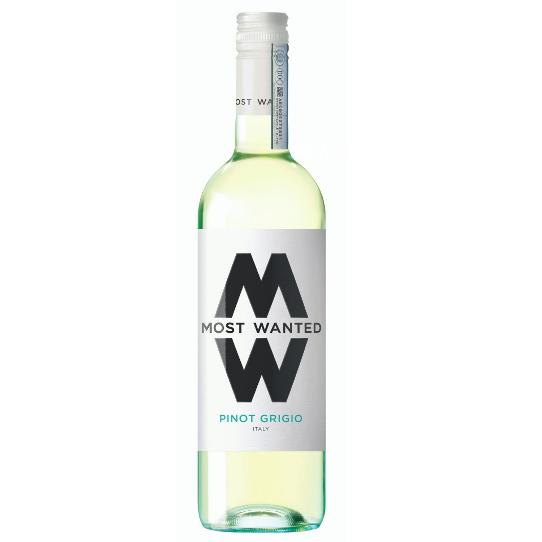 Most Wanted Pinot Grigio 6x75cl