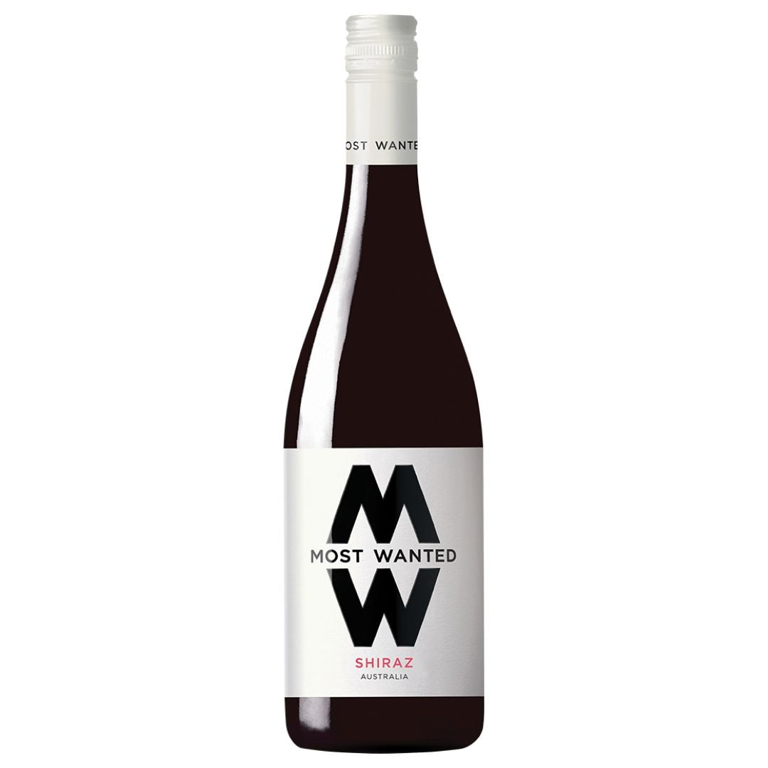 Most Wanted Shiraz 6x75cl