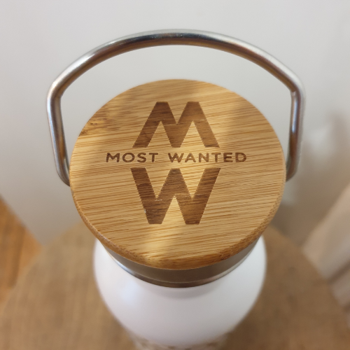Most Wanted Water Bottle 75cl