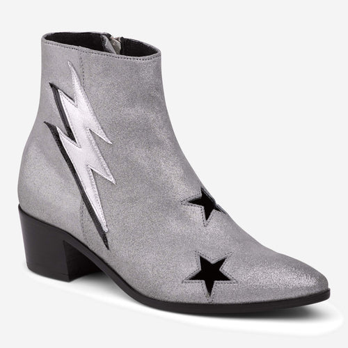 METALLIC SPARKLE BOLT CUT-OUT