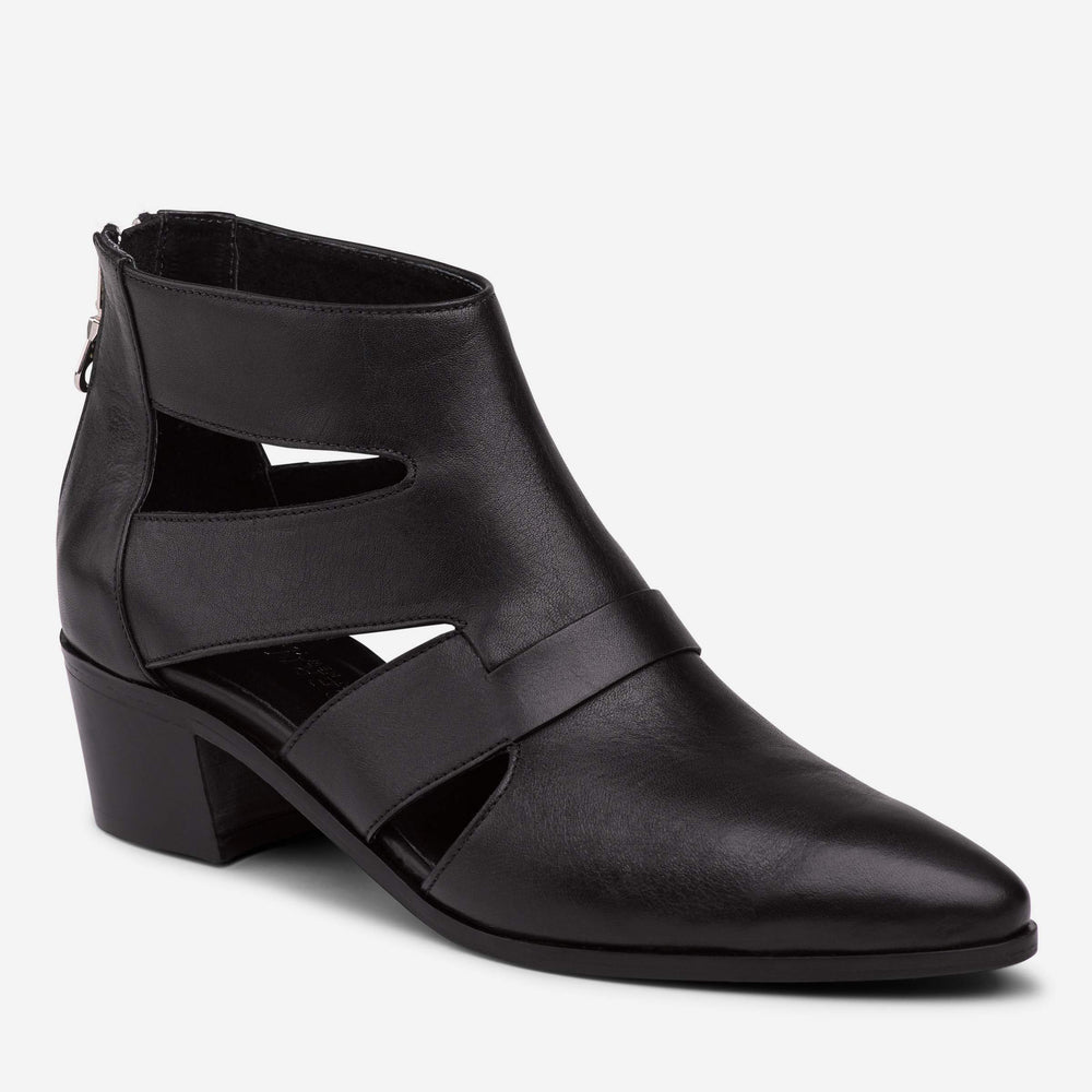 SMITH CUT OUT ANKLE BOOTIE