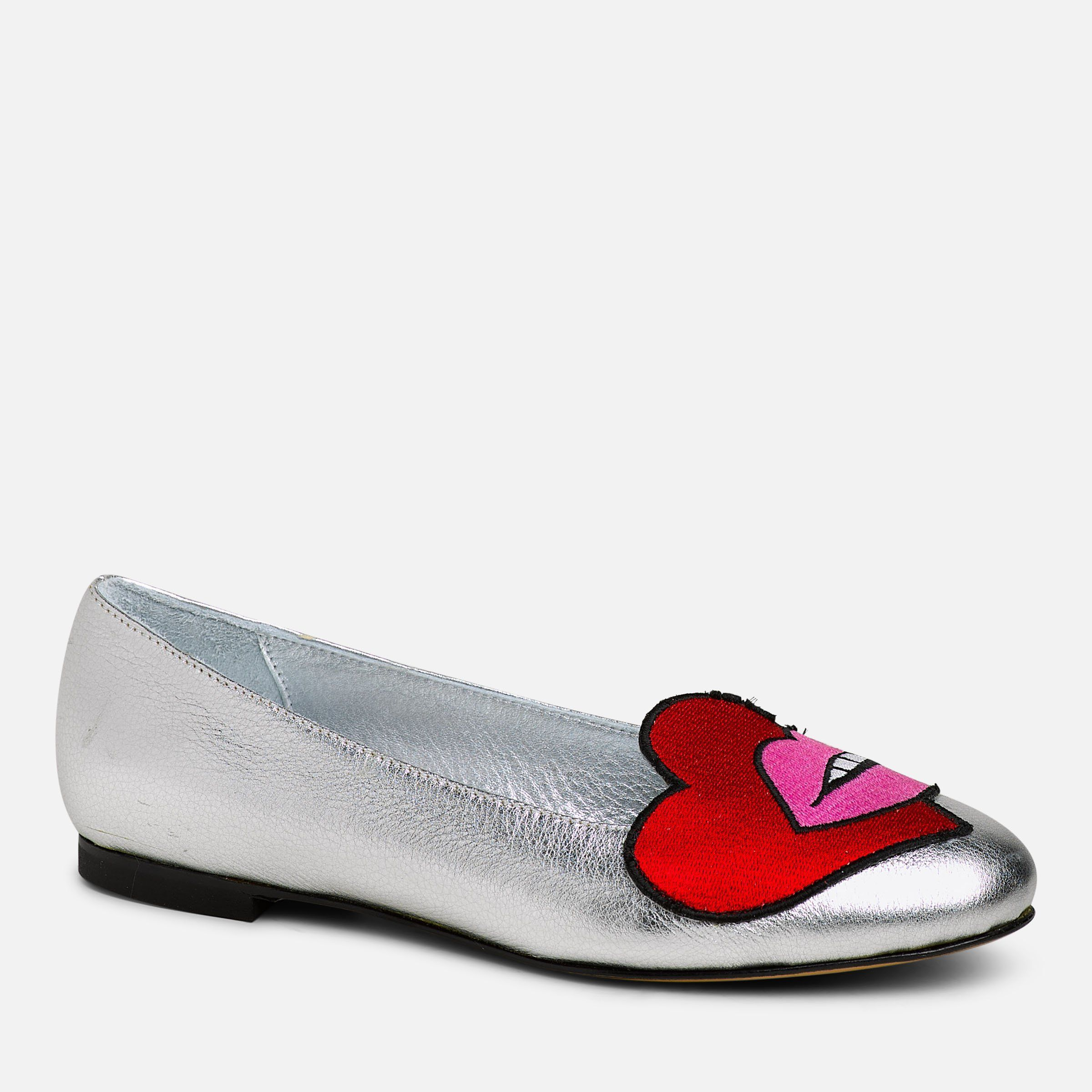 COCKTAIL HEART FLATS