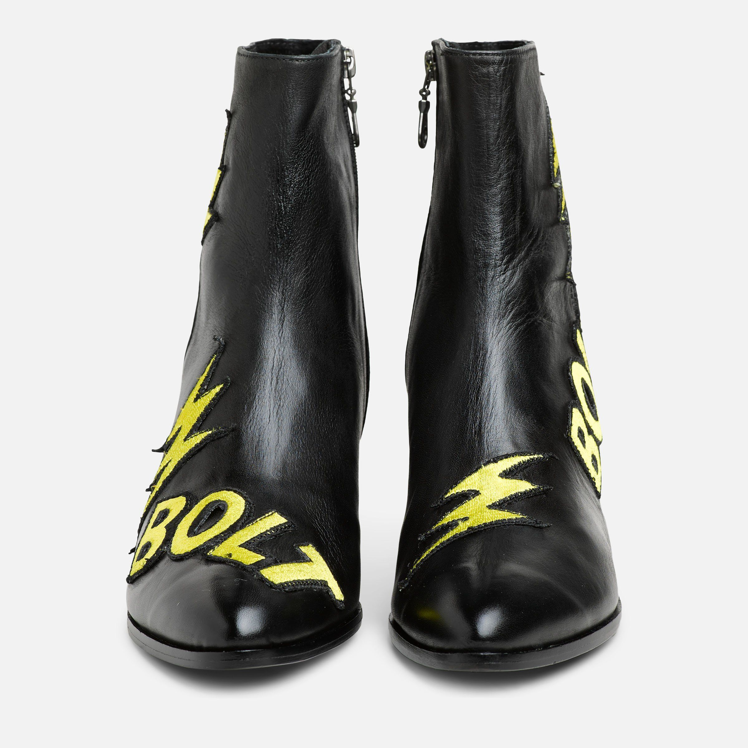 BOLT PATCH BOOT