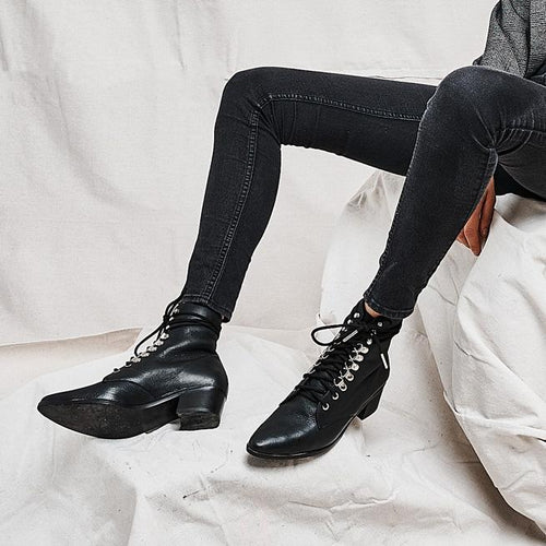 BH&BR X MV: SALEM BOOT
