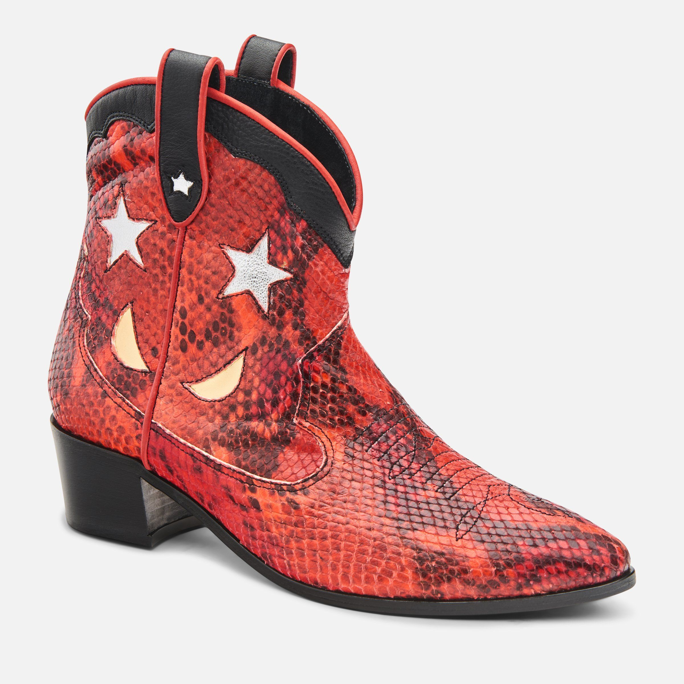 HARVEST WESTERN BOOT