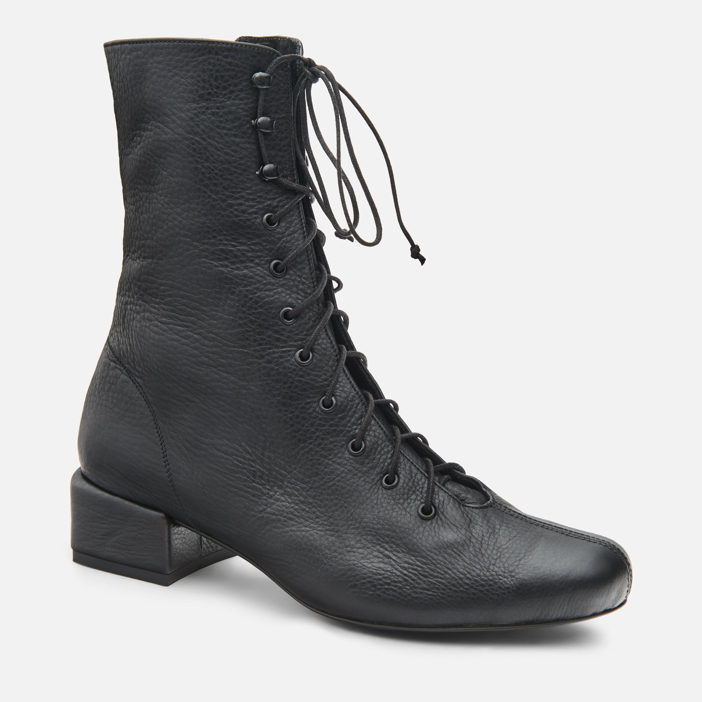 BOWIE TALL LACE-UP