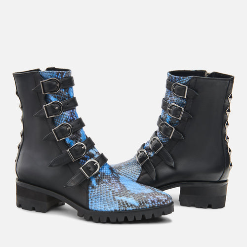 5-BUCKLE JETT W/ BHBR LUG SOLE
