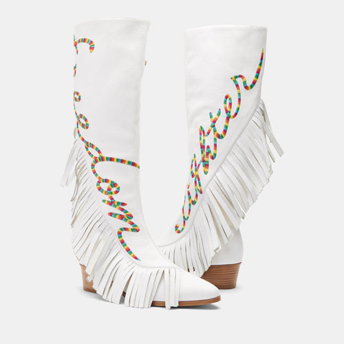 FREEDOM FIGHTER FRINGE BOOT