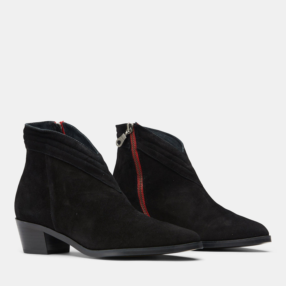 DONNA CHELSEA BOOT SUEDE