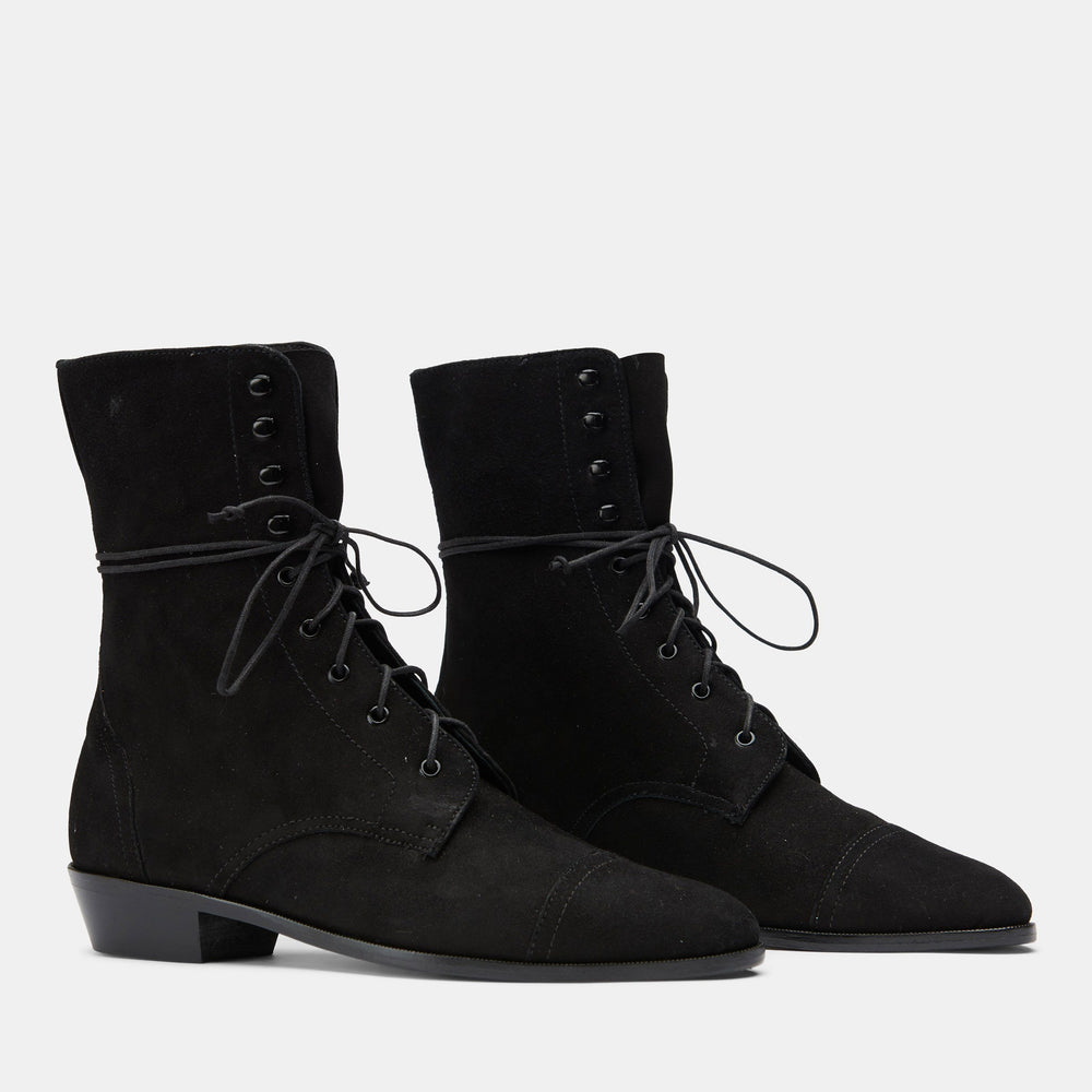 JETT OFFICER SUEDE
