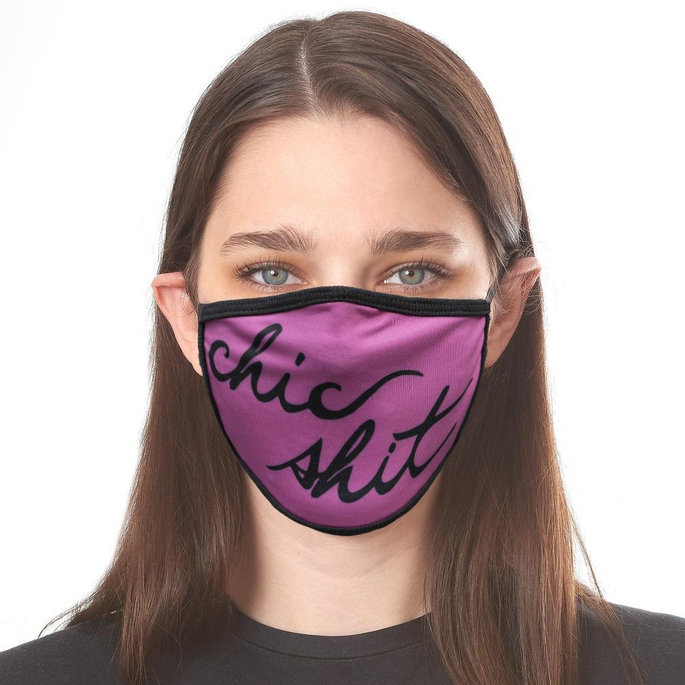MODERN VICE X MIM NYC** LTD EDITION**PRINTED FACE COVER