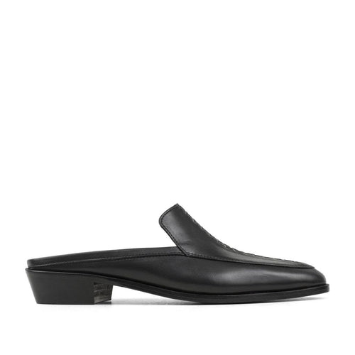KALLMEYER SLIDE SHOE W/ STITCH