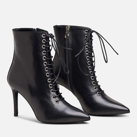 THE MADISON BOOT SILVER