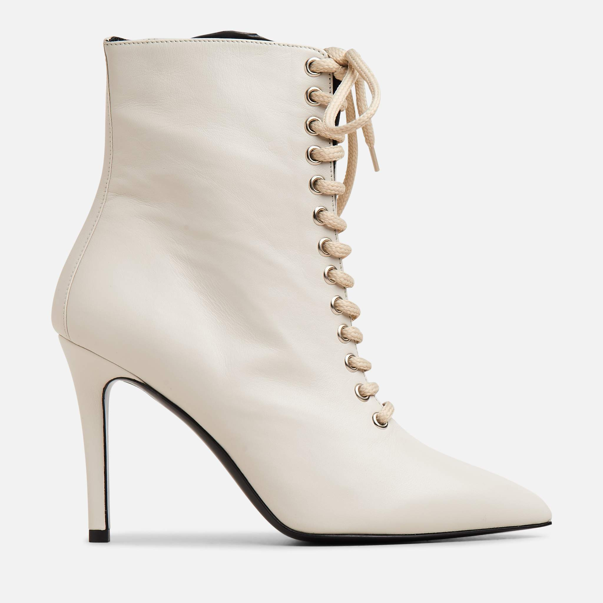 THE DELANCEY BOOT EGGSHELL