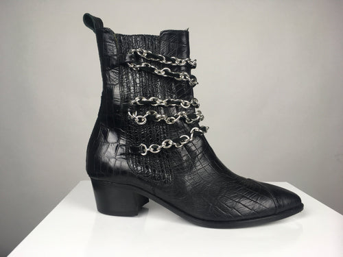 CHAINS BOOT