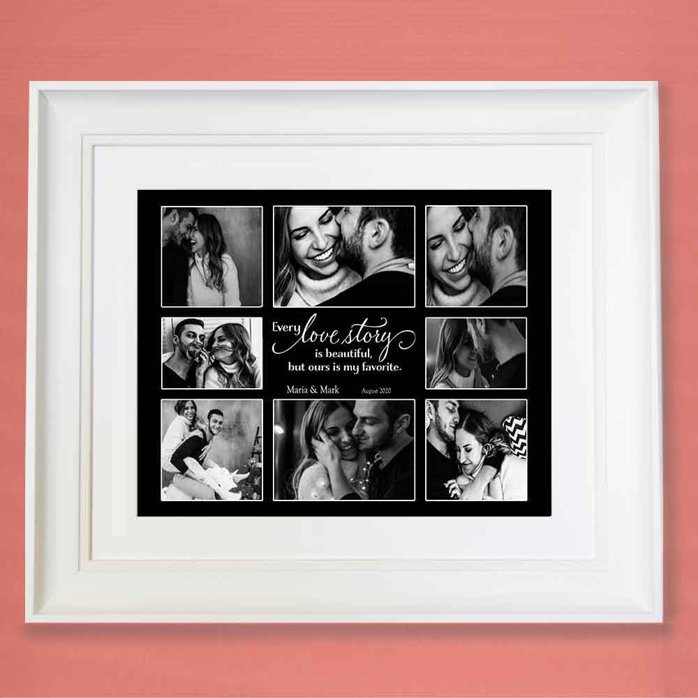 Framed collages - The best Gift