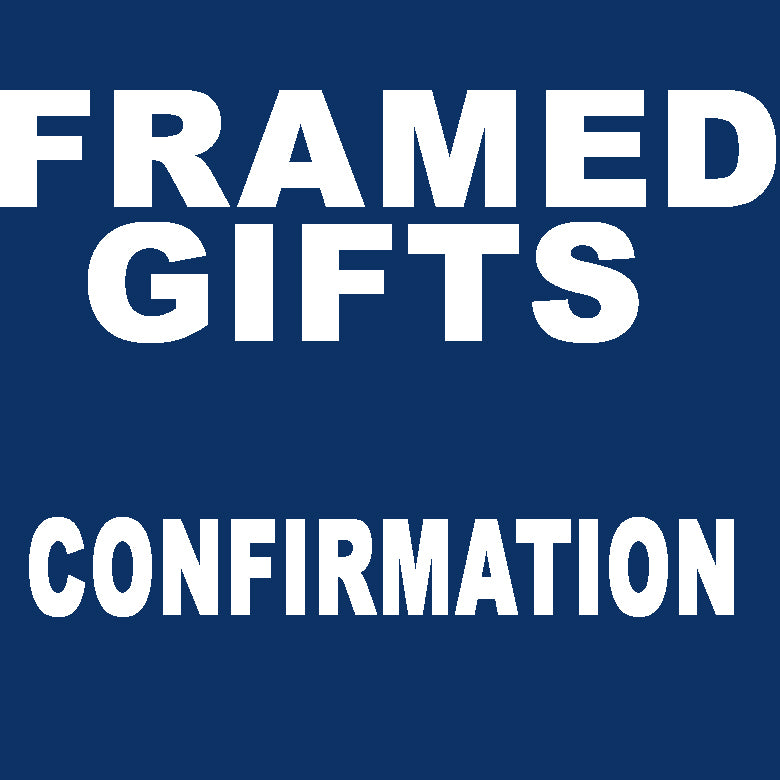 Confirmation Gift Frame