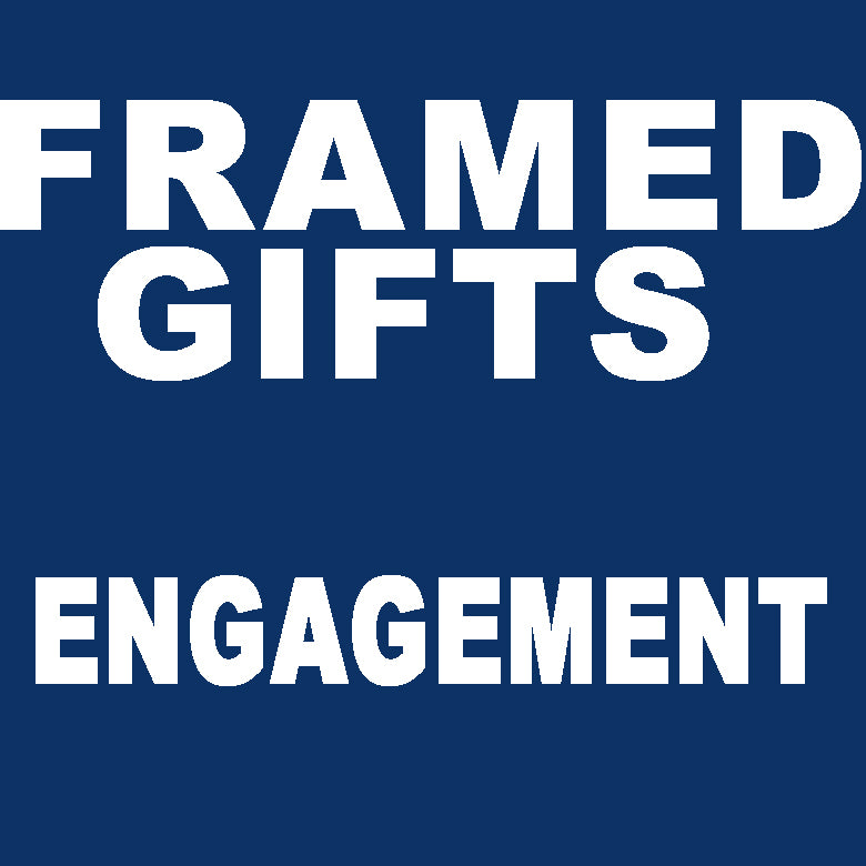 Engagement Gift Frame
