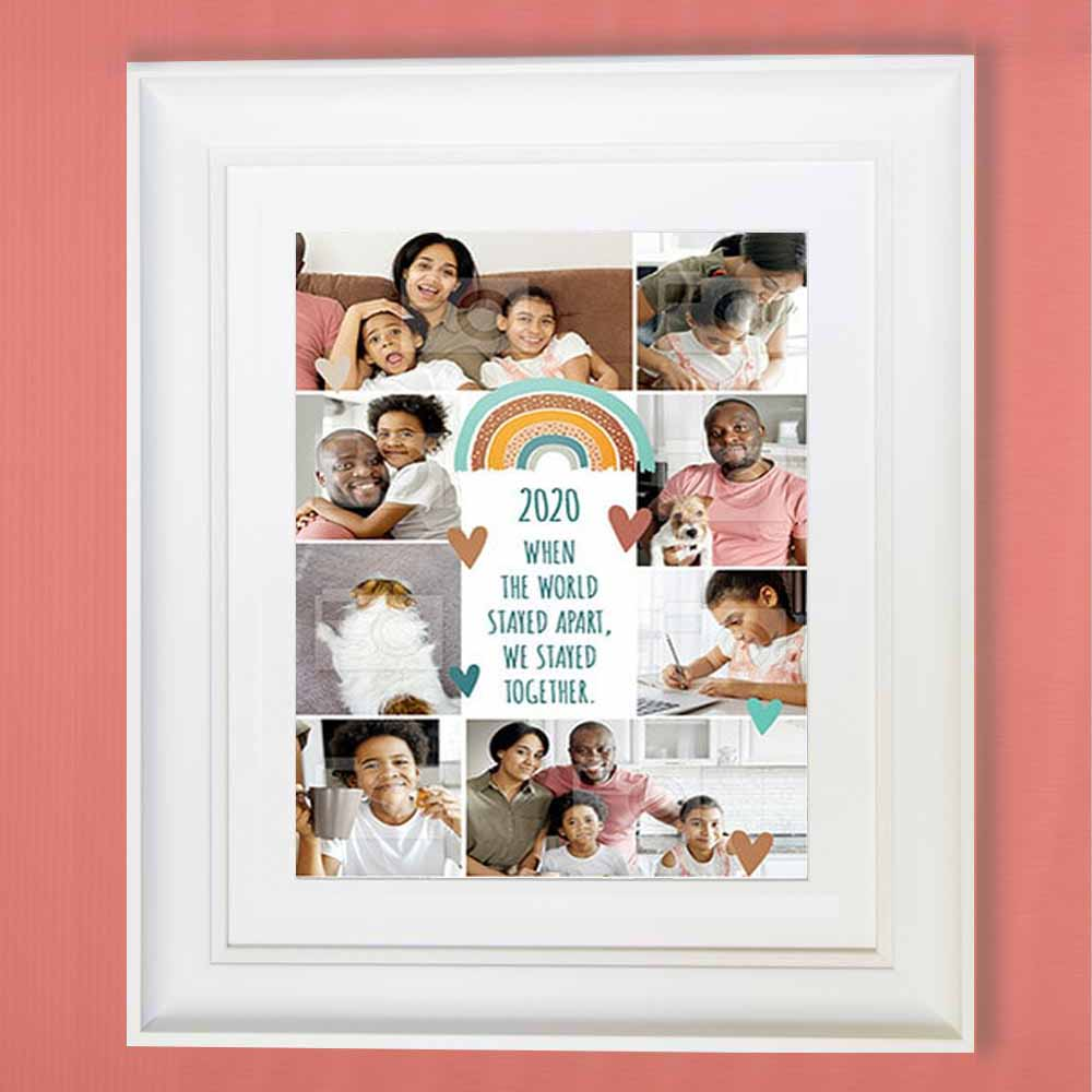 We Stayed Together Framed Wall Art