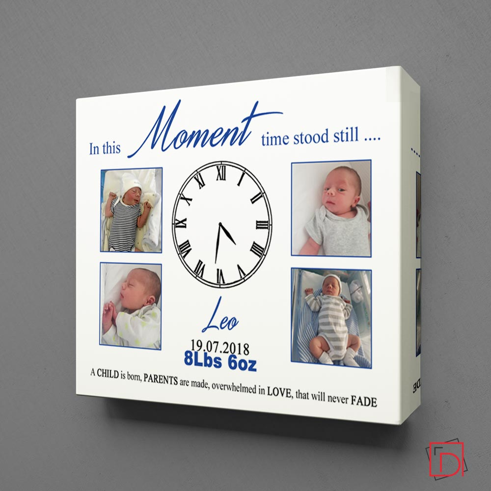 In This Moments Time Stood Still Photo Collage - Do More With Your Pictures