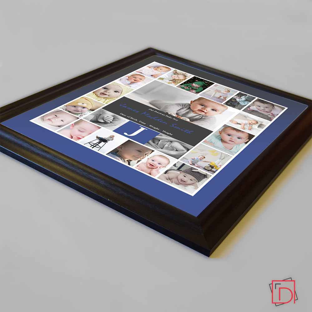 Custom Alphabet Frames - Do More With Your Pictures