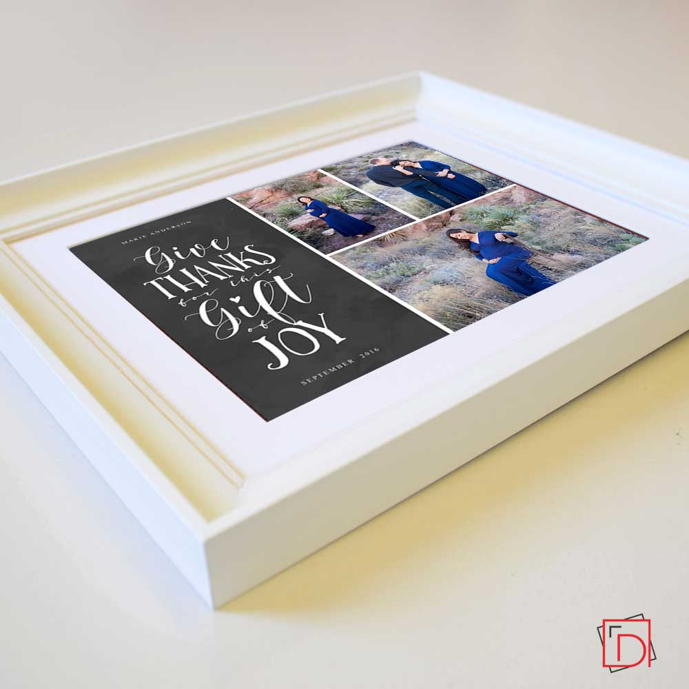 Coming Soon To Our World Wall Art - Do More With Your Pictures