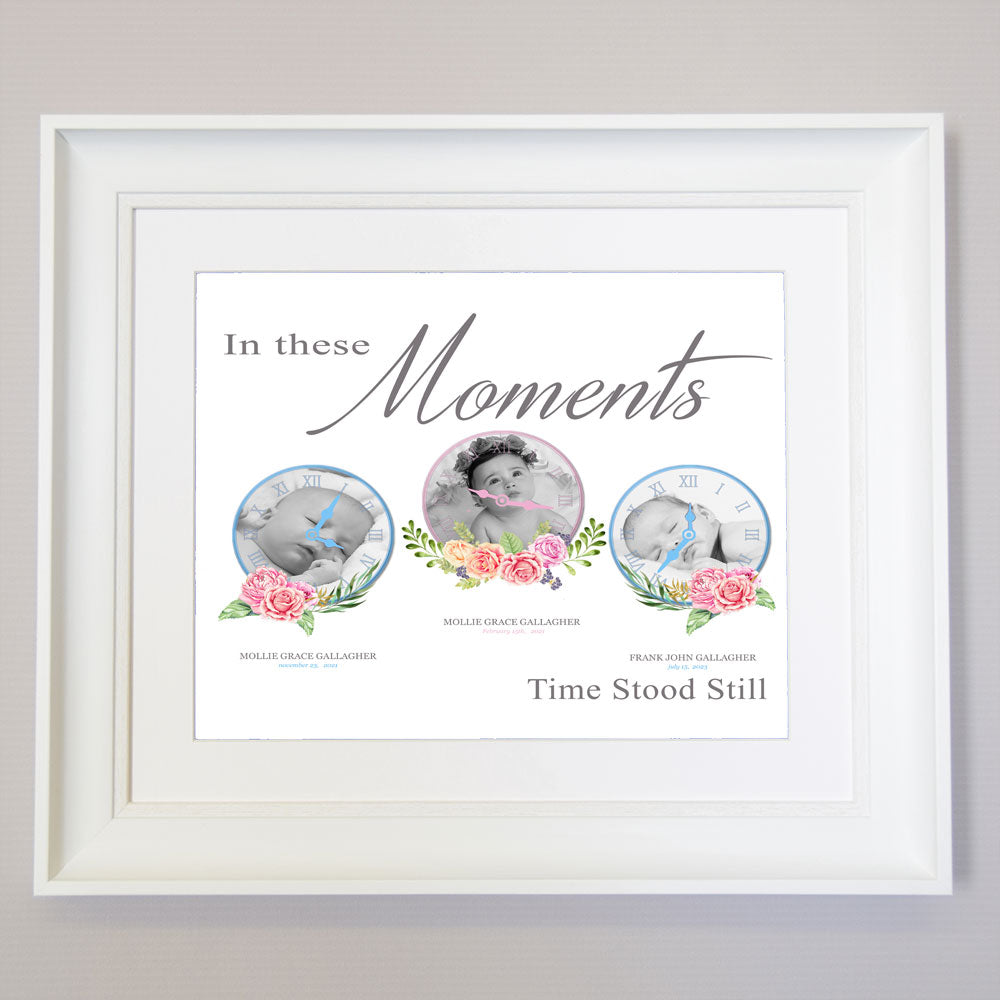 In These Moments Time Stood Still Roses Wall Art - Do More With Your Pictures