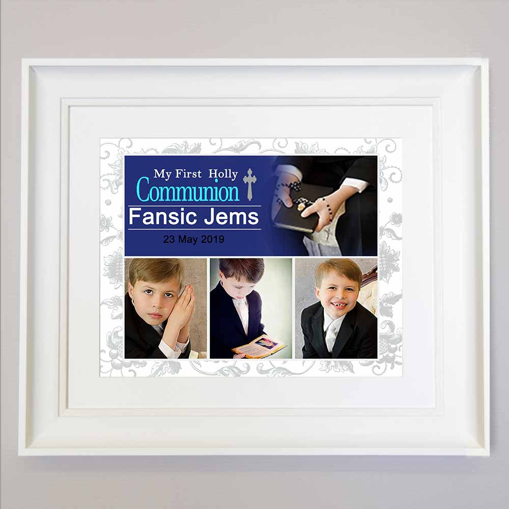 It's My First Holy Communion Gift Frame - Do More With Your Pictures
