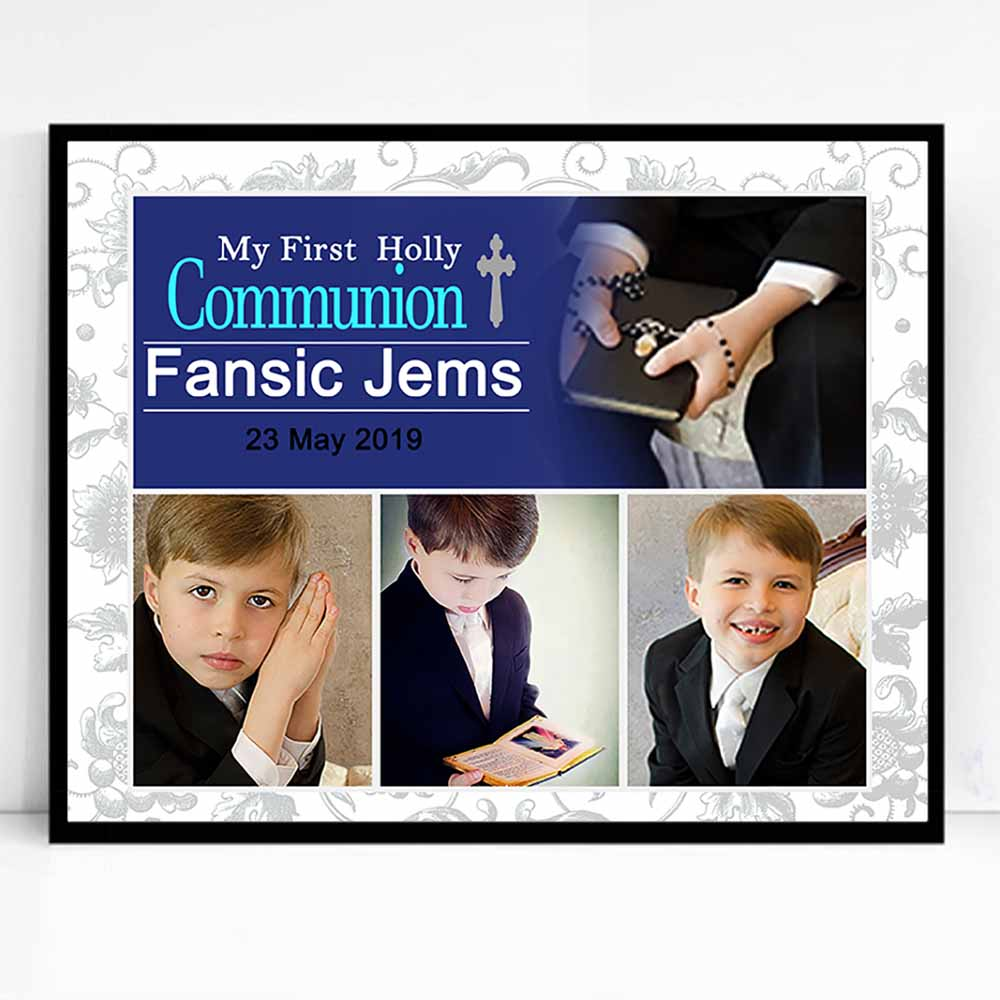 Close To Jesus Framed Photo Collage - Do More With Your Pictures