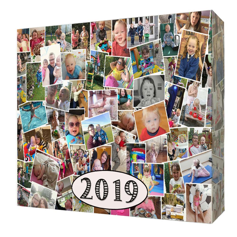 A Year In Review Canvas Art