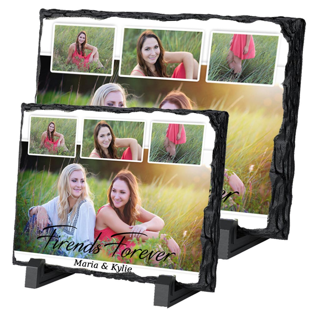 Friends Forever Photo Slate