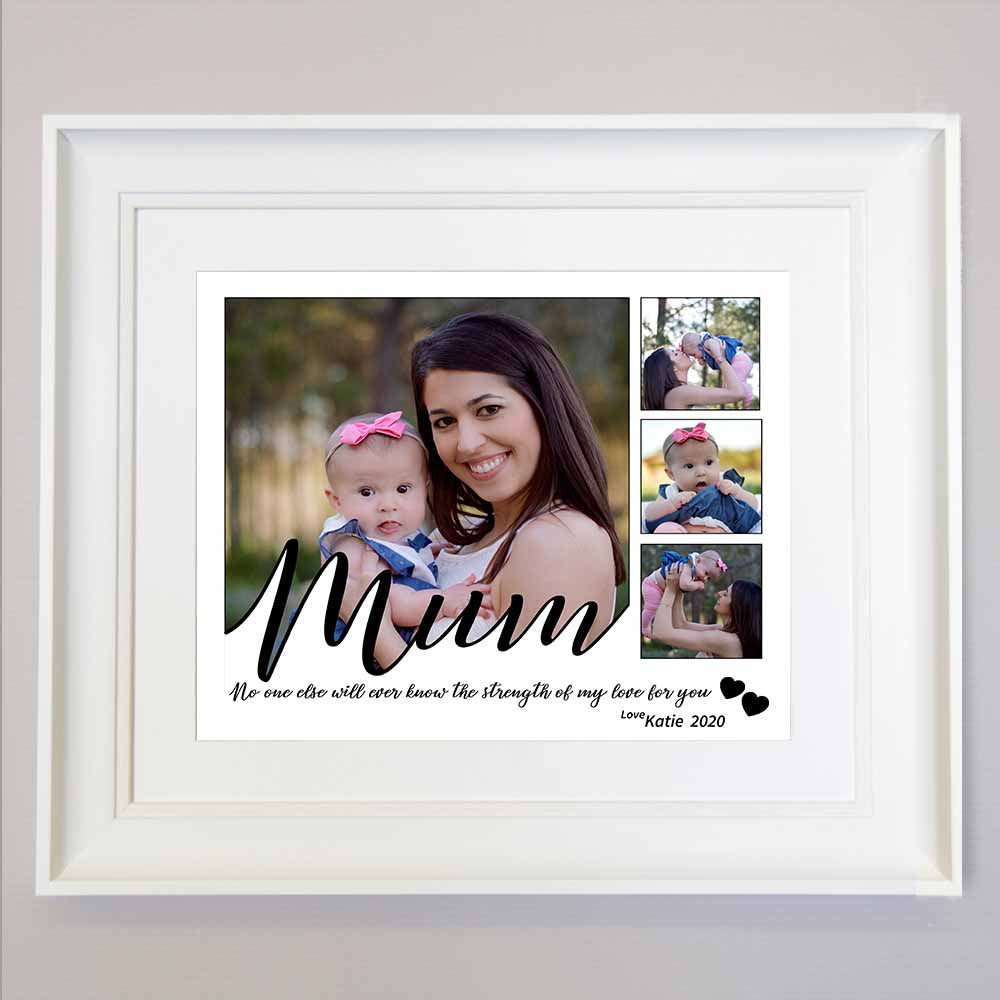 A Mothers Strength Wall Art - Do More With Your Pictures