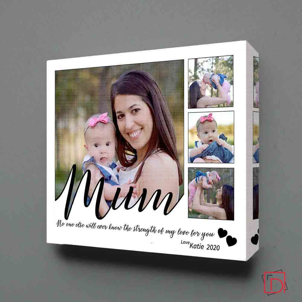 A Mothers Strength Wall Art