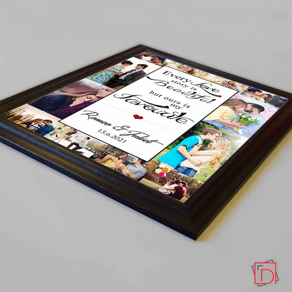 Every Love Is Beautiful Framed Picture Collage - Do More With Your Pictures