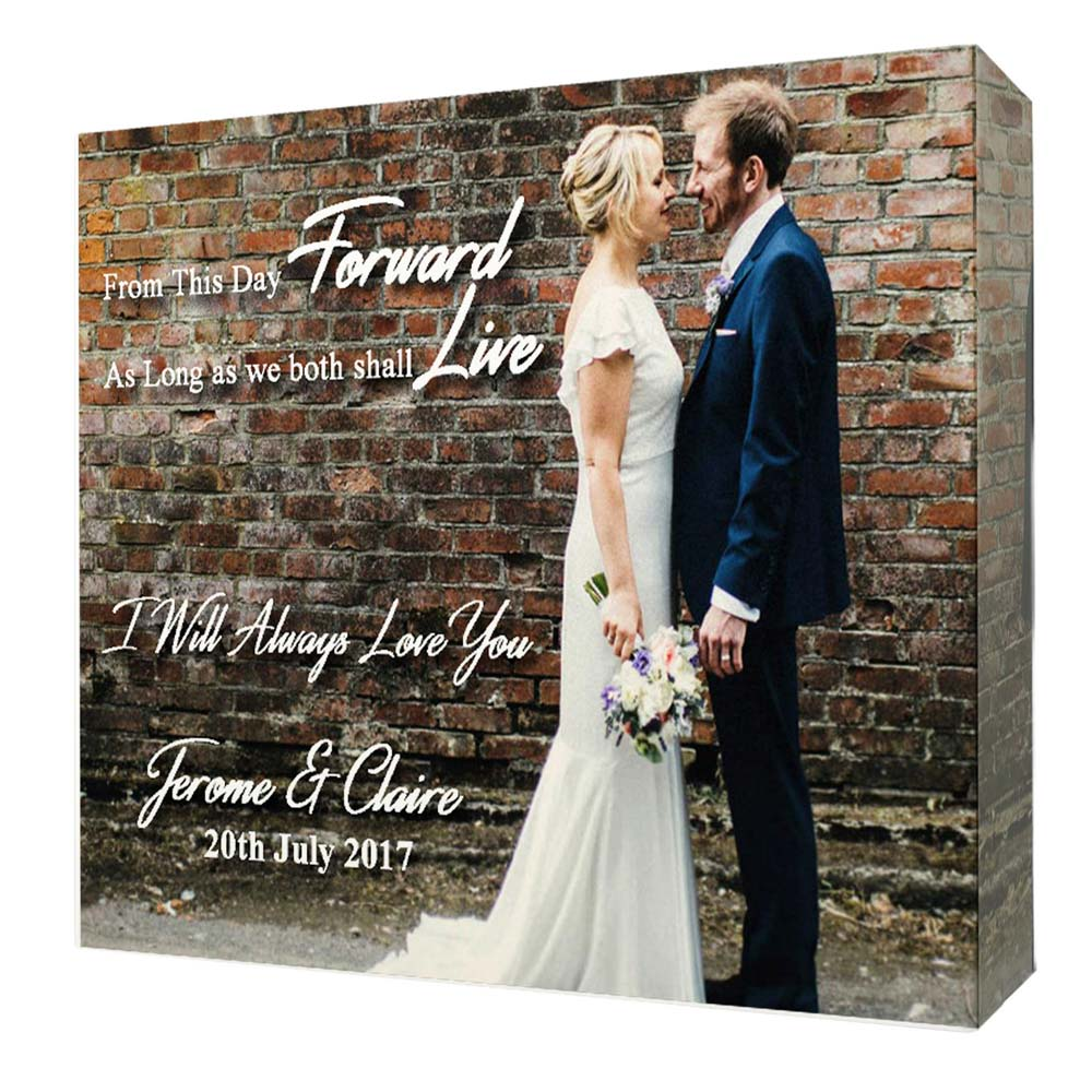 I Will Always Love You Framed Photo Collage - Do More With Your Pictures